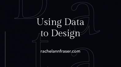 Data in Design