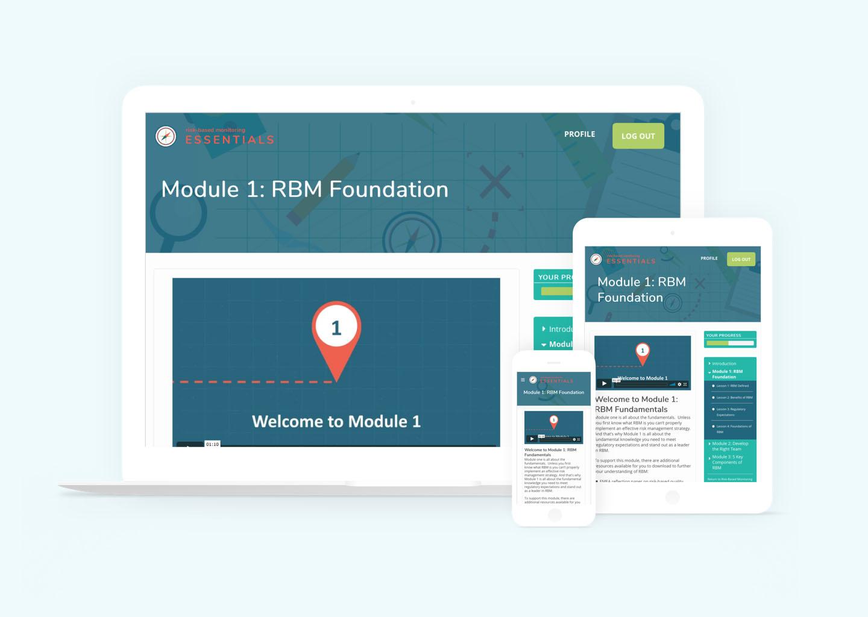 RBME Mobile Responsive Design